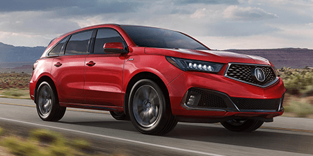Largest Acura Inventory in Niagara